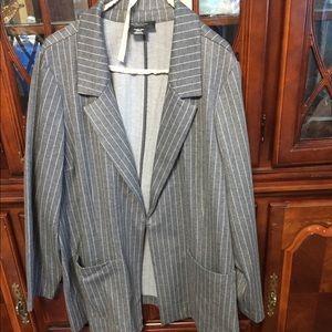 MichelStudio Collection size 22 blazer jacket grey